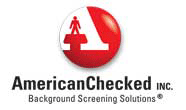 American Checked Logo