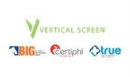 Vertical Screen Logo